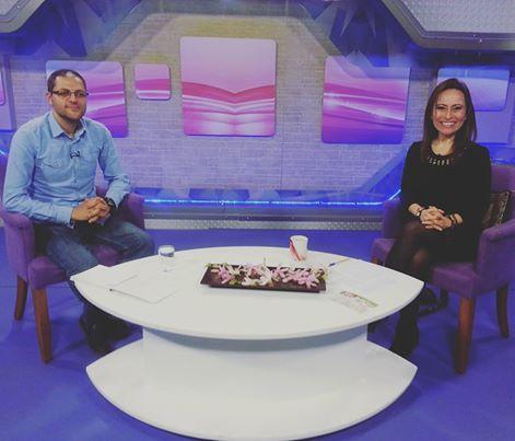 ozan ilginoglu - ilkay kıyak - tv - program